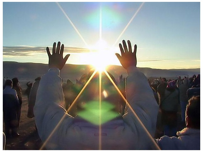 Aymara New Year welcomes longer days ahead. Image Credit: Ifigen1a on Virtual Tourist