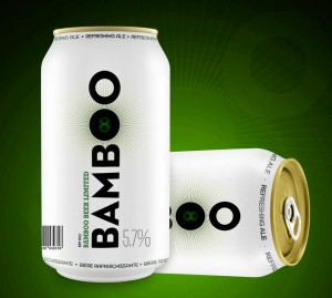 As well as having many environmental benefits, bamboo also makes a tasty beverage: bamboo beer. Photo credit: http://www.bamboobeer.ca/.