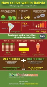 How to Live Well in Bolivia Infographic