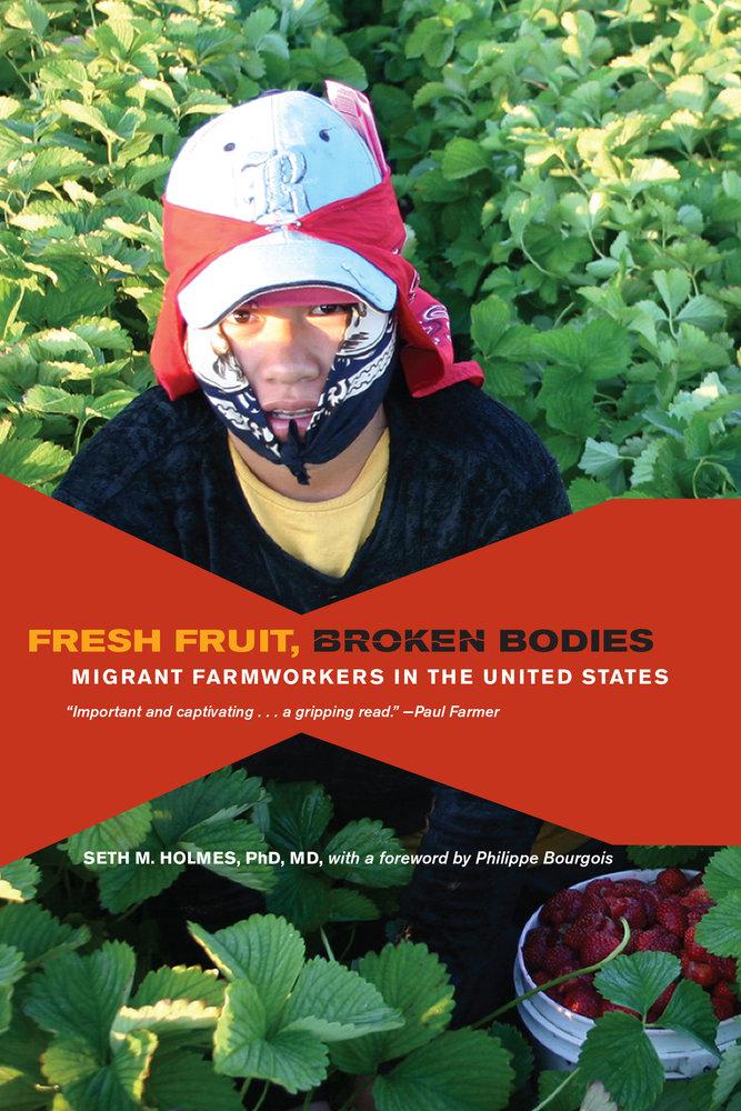 Fresh Fruit, Broken Bones