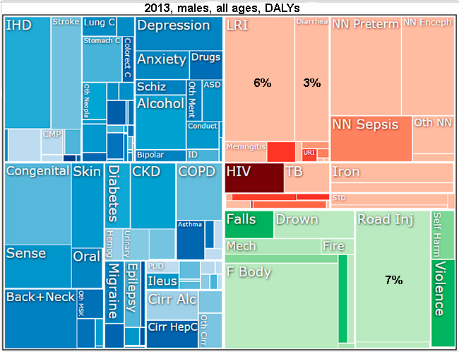 Source: Author's elaboration based on data from http://vizhub.healthdata.org/gbd-compare/.
